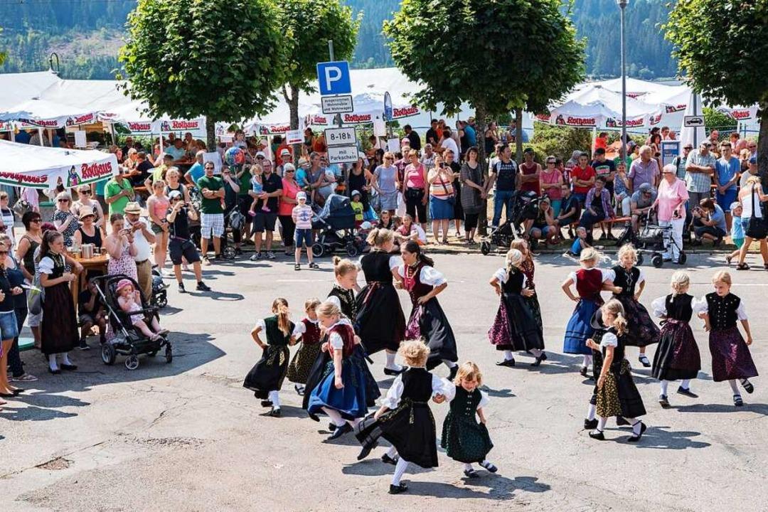 Das beliebte Seenachtsfest in Schluchsee muss ausfallen.  | Foto: Marco Zackoschek