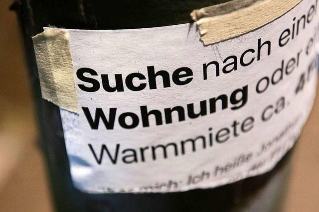 Freiburgs Wohnraumkooperation mit dem Umland zeigt kaum Erfolg