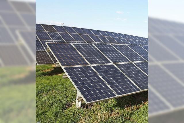 Solarpark an der A 98 kann kommen