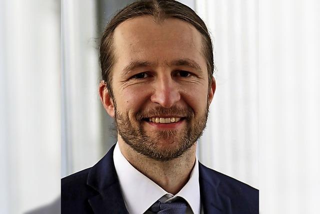 Heiko Faller wird Nachfolger von Georg Benz