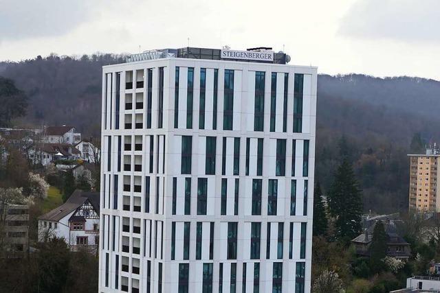 Betreiberin des Steigenberger-Hotels in Lörrach beantragt Insolvenz