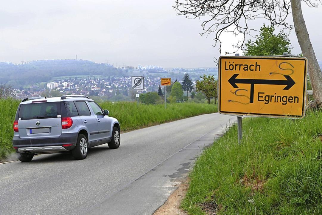 Einige Schallbacher Räte wünschen sich...f bis zum Radweg an der  K 6327 führt.  | Foto: Victoria Langelott