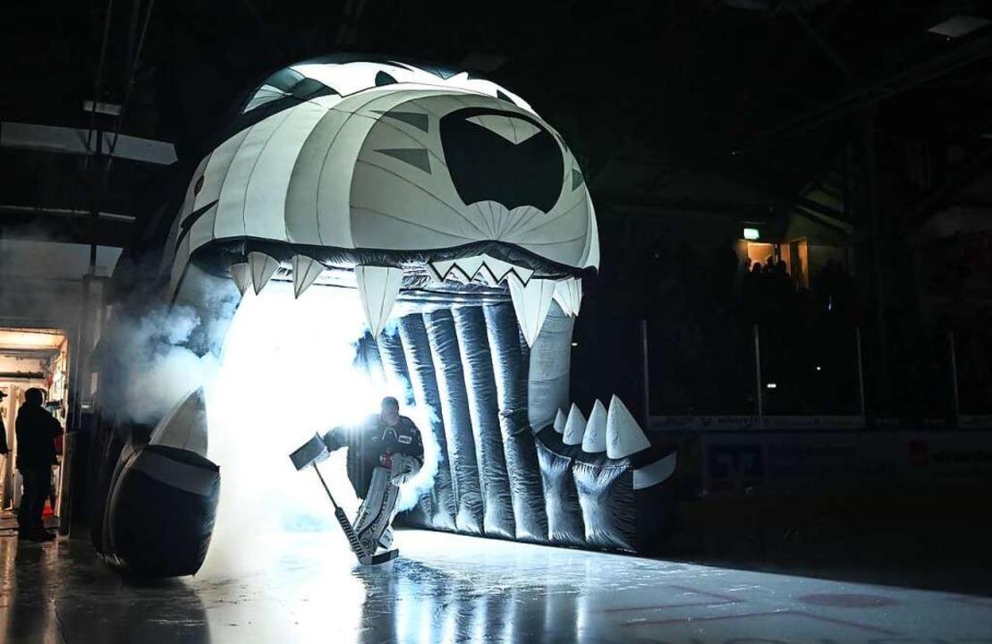 In die Herzen der Wölfe-Fans gespielt:...t mehr auf die Eisfläche zurückkehren.  | Foto: Patrick Seeger
