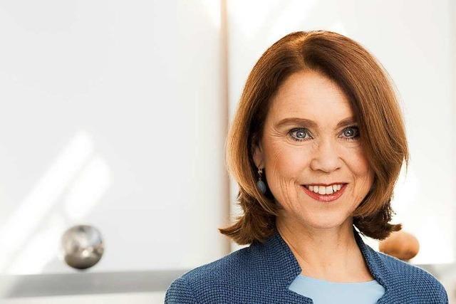 Staatssekretärin Petra Olschowski: