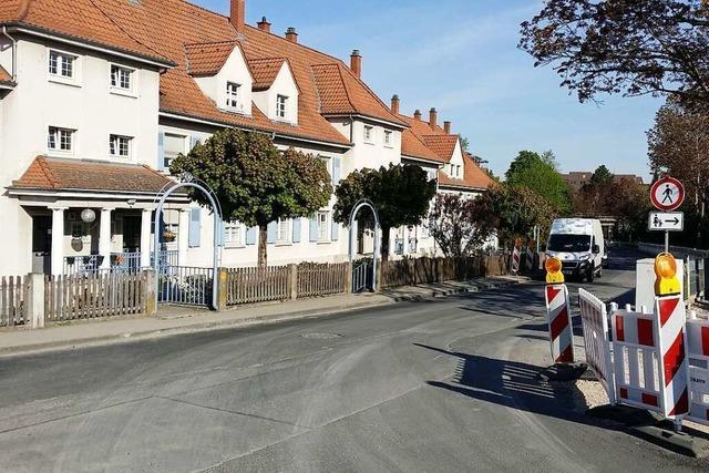 Bei der Haltinger Güterstraße gerät der Eingemeindungsvertrag in den Fokus