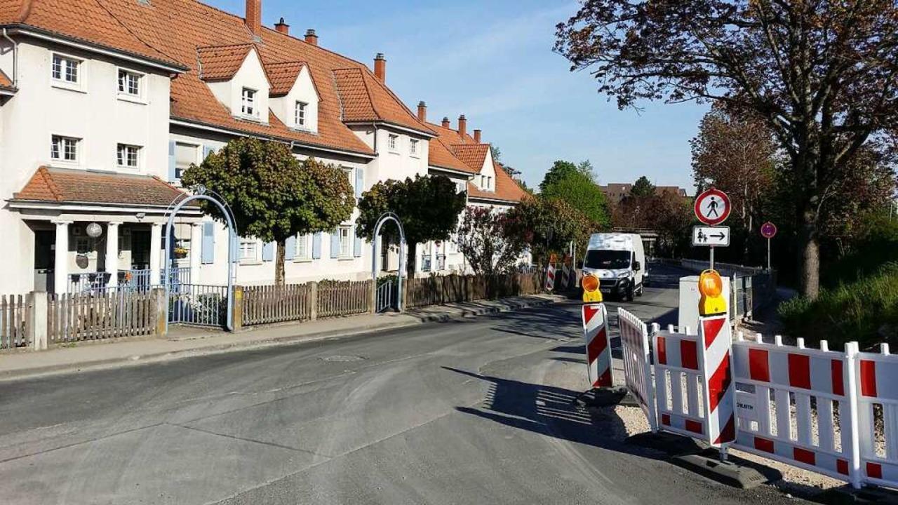 Die Güterstraße war Gegenstand des Ein...le spielen wird, ist aber zweifelhaft.    Foto: Hannes Lauber