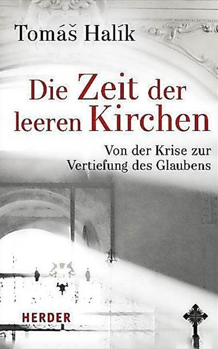 Tomás Halík: Die Zeit der leeren Kirch...lag, Freiburg 2021.  208 S.,  20 Euro.  | Foto: BZ
