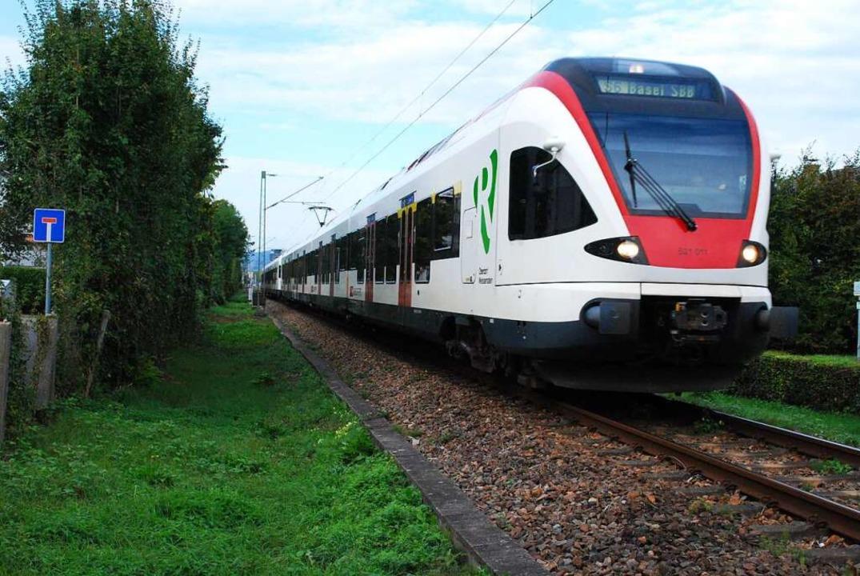 Der Kreistag will nicht bis 2035 auf e...en Druck gegenüber der  Bahn aufbauen.    Foto: Thomas Loisl Mink