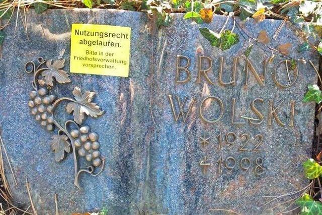 Offenburger Kulturauschuss empfielt nur leichte Bremse für das automatische Abräumen von Gräbern