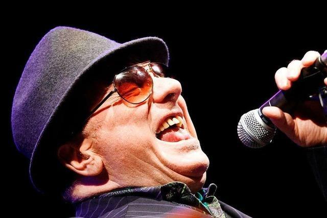 Van Morrisons neues Album zwischen Blues-Vokabular und Lockdown-Wut
