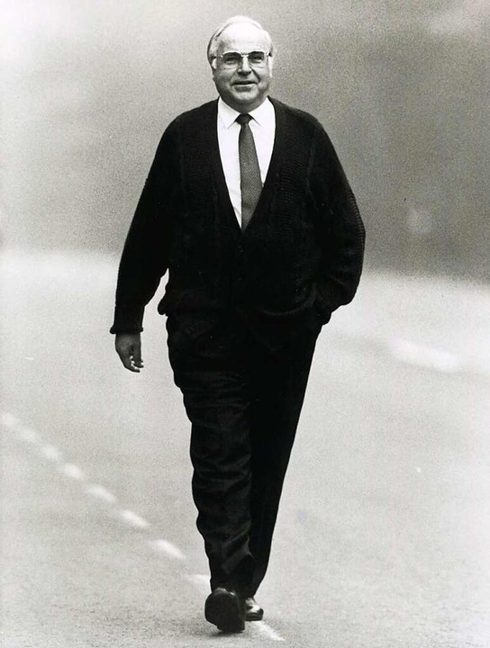 Helmut Kohl  | Foto: photothek