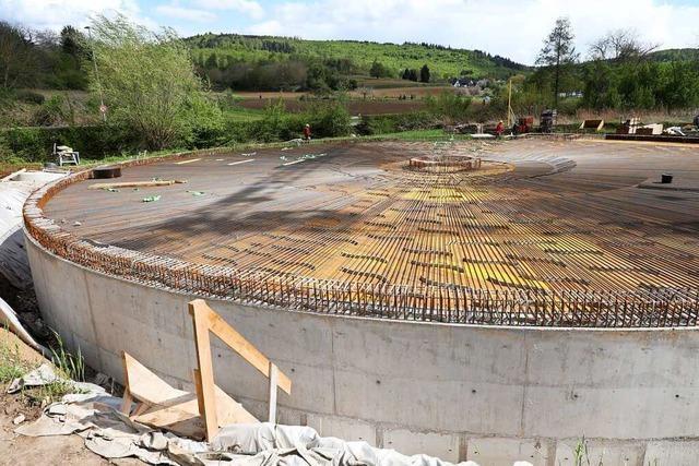 Großbaustelle für mehr sauberes Wasser in Lahr-Sulz