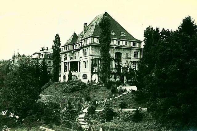 Das Lorettokrankenhaus in der Wiehre ist jetzt 100 Jahre alt geworden