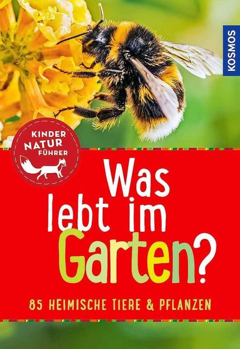 Bärbel Oftring: Was lebt im Garten?  | Foto: Kosmos Verlag