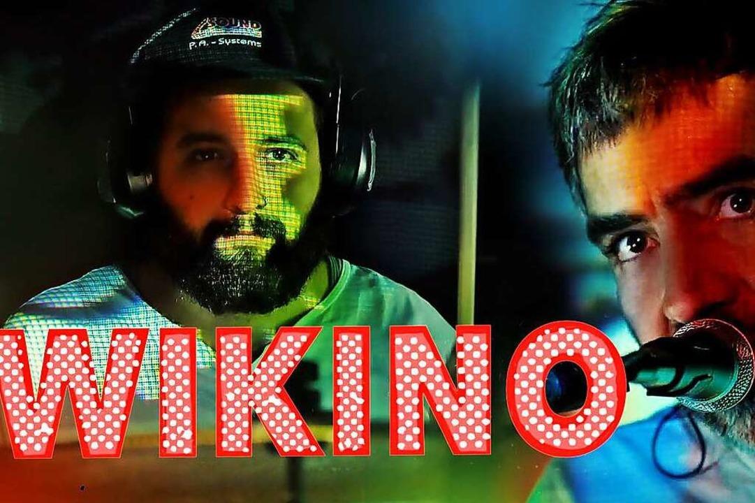 Die Freiburger Band Wikino: Martin Möller (links) und Marcus Österle  | Foto: Wikino