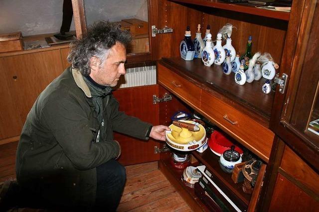 Im Archiv des Mahlberger Tabakmuseums lagern viele Schätze