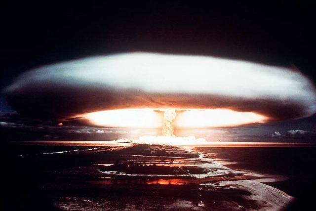 Kreistag sieht sich nicht für Atomwaffen zuständig
