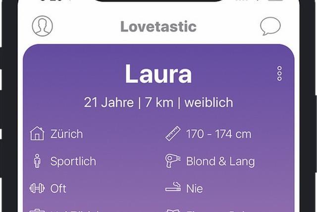 Eine Dating-App für innere Werte