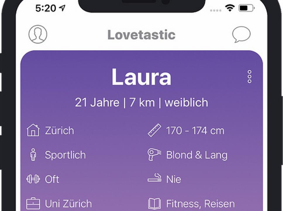 Dass Online-Dating ohne Bilder eine Ma...c-Erfinder Nicolas Schotten überzeugt.  | Foto: Lovetastic GmbH
