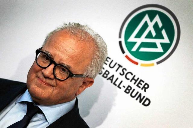 Fritz Keller will Präsidenten-Amt nicht aufgeben