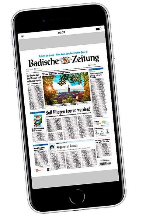 Entdecken Sie die Möglichkeiten Ihres Smartphones!    Foto: BZ.medien