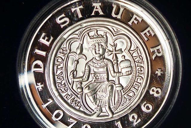 Drei verdiente Bürger des Landkreises Lörrach erhalten die Staufermedaille