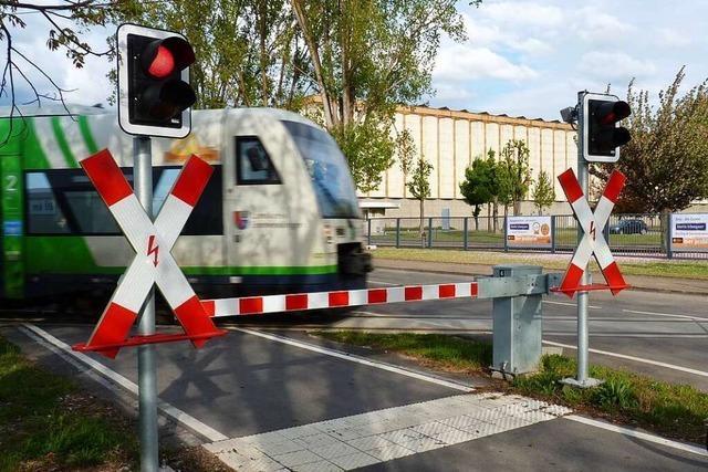 Im Sommer sollen E-Loks am Kaiserstuhl fahren