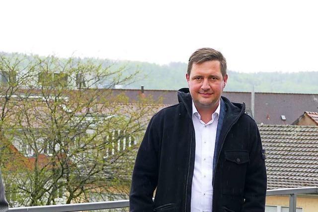 Rheinfelden hat einen neuen Wirtschaftsförderer