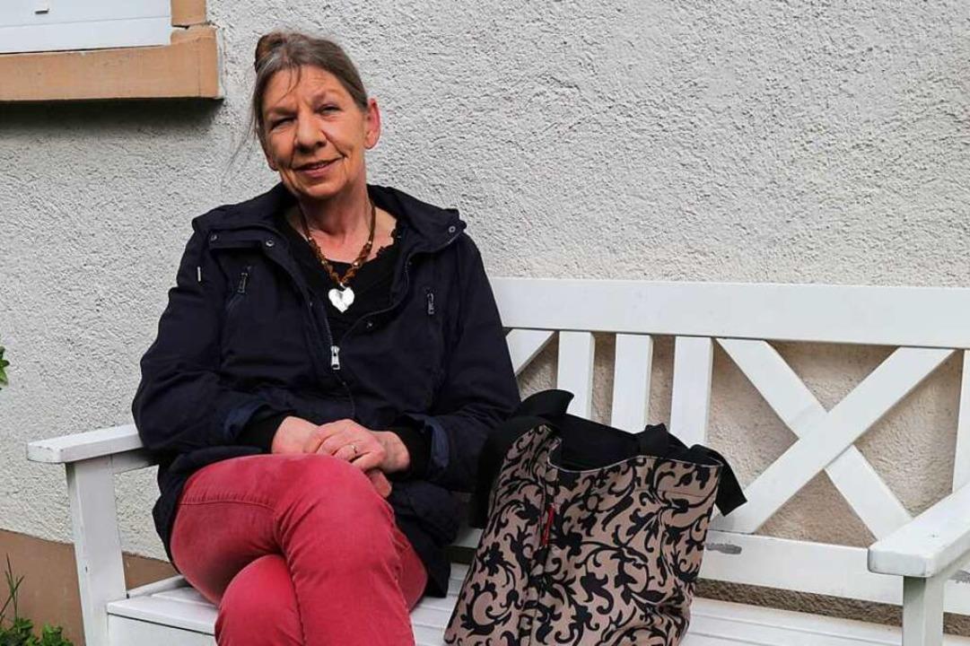 Angela Lingard: eigene Fähigkeiten einbringen und so selbstbewusster werden  | Foto: Alexander Huber