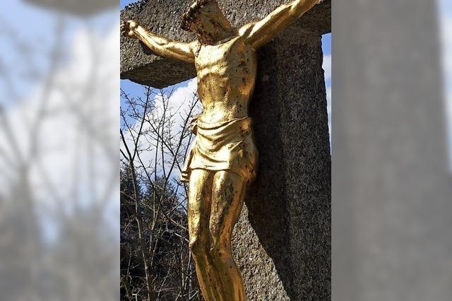 Kreuze in der Öffentlichkeit
