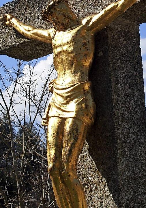 Wo steht das gesuchte Kreuz?    Foto: Thomas Mutter