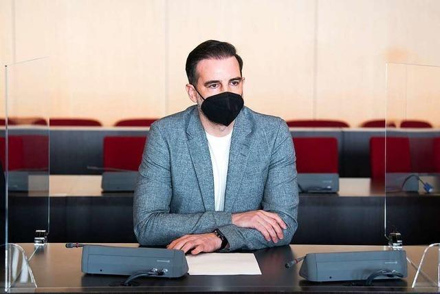 Gericht stellt Verfahren gegen Chatpartnerin von Christoph Metzelder ein