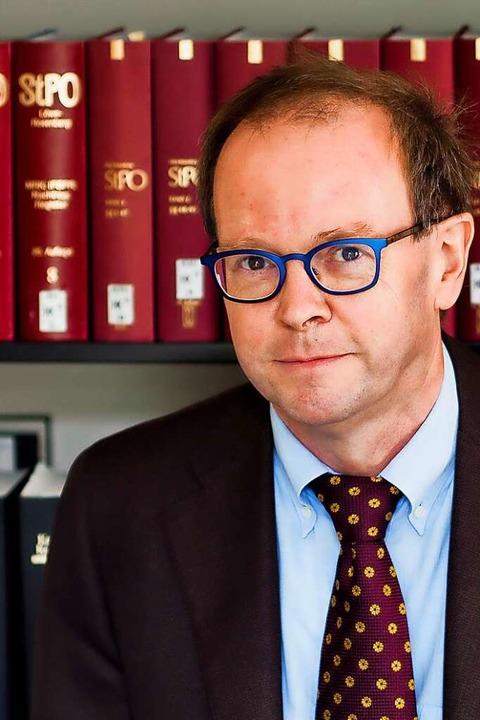 Strafrechtsexperte Walter Perron  | Foto: privat