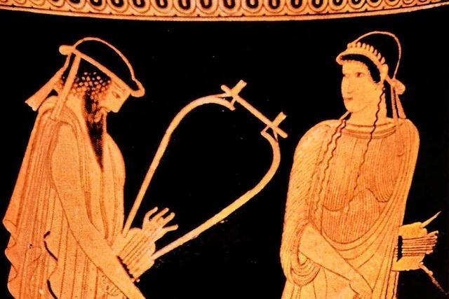 Basler Gräzist Anton Bierl über die antike Lyrikerin Sappho von Lesbos