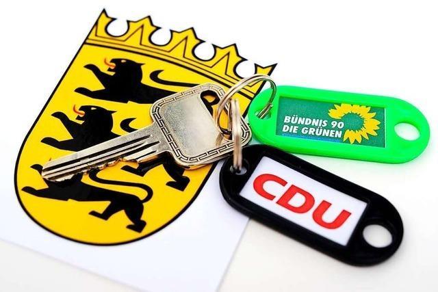 Unruhe bei Grünen und CDU vor Koalitions-Parteitagen