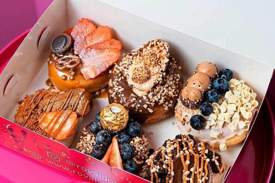 So sieht's aus. Echt süß, oder?  | Foto: Royal Donuts Freiburg