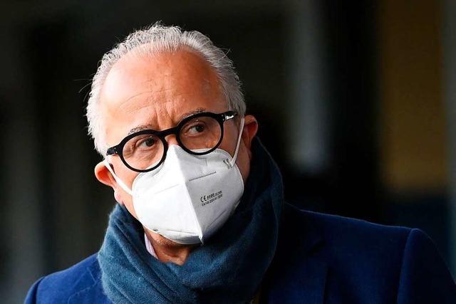 Gegner von DFB-Chef Fritz Keller wollen Amtsenthebung