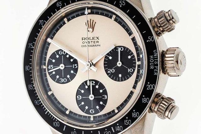 Freiburger Auktionshaus Peege versteigert Uhr für eine Viertelmillion