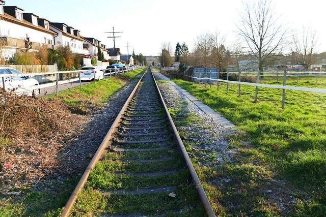 Geld für Studien zur Wehra- und Kandertalbahn