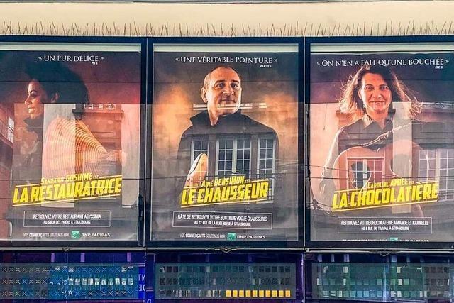Straßburger Kino präsentiert Küchenchefs und Schuhhändler wie Filmstars