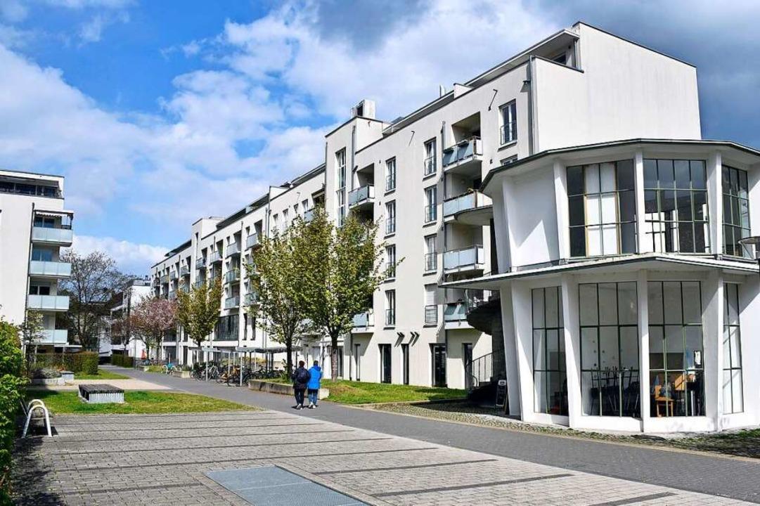 Sieger in der Kategorie Konzepte gegen... mittelgroße Firme: Bauverein Breisgau  | Foto: Thomas Kunz