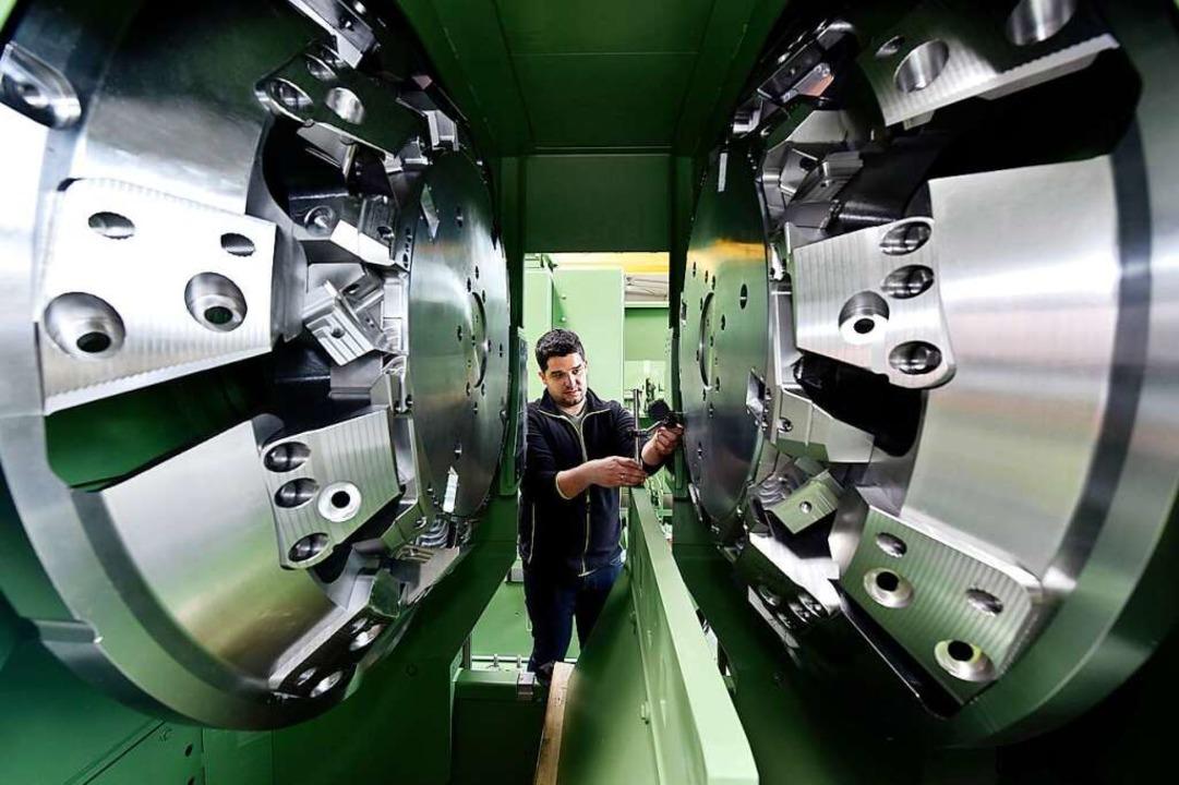 Sieger in der Kategorie Konzepte gegen...e für große Firmen: Linck Holzmaschine  | Foto: Thomas Kunz