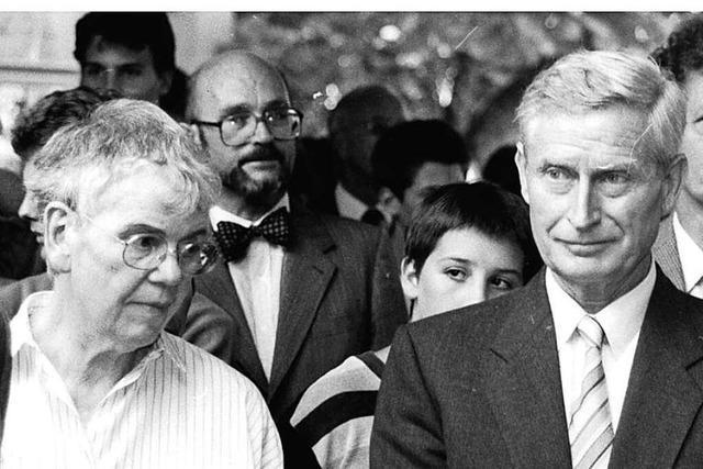 Als ein Waldkircher Schuldirektor 1987 eine Rede zensieren wollte