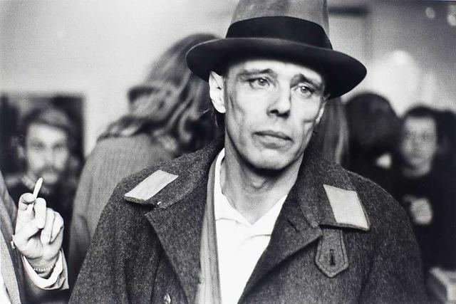 Der Künstler Joseph Beuys polarisiert bis heute