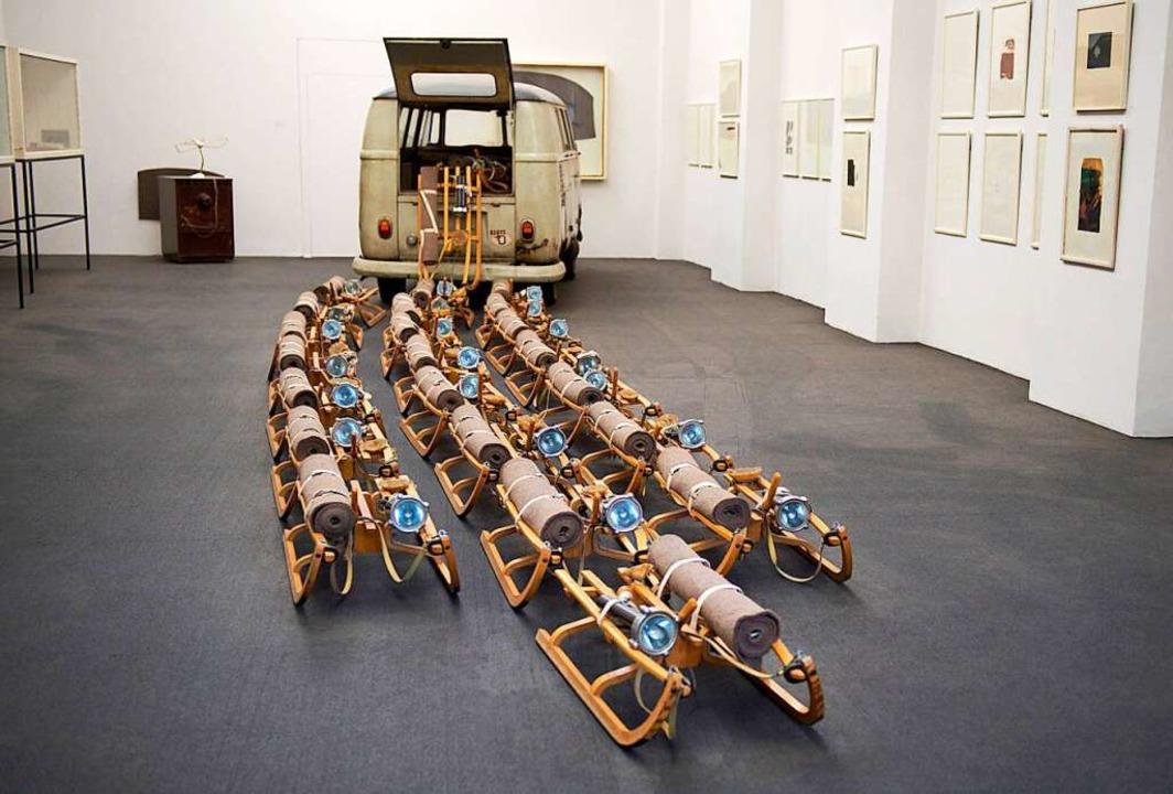 "Überlebenskit: ""The Pack (das Rudel)""    Foto: Eberhard Thonfeld"
