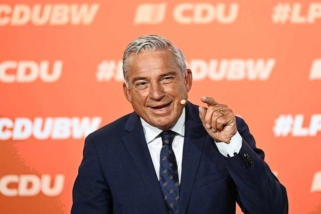 CDU-Parteitag stimmt Koalitionsvertrag zu – ohne öffentliche Kritik