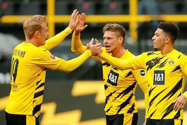 Borussia Dortmund schießt FC Bayern vorzeitig zur Meisterschaft