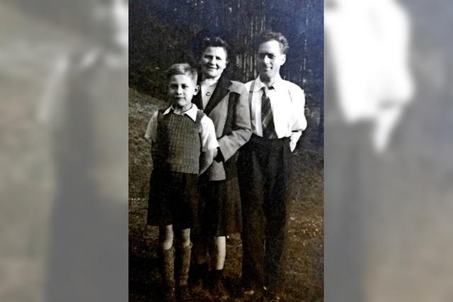 Wie durch ein Wunder überlebte der Jude Herbert Fürth mitten in Freiburg