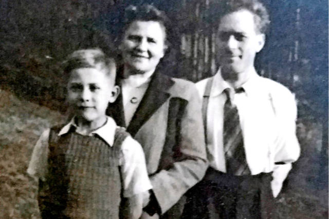 Wie durch ein Wunder überlebte der Jude Herbert Fürth in Freiburg