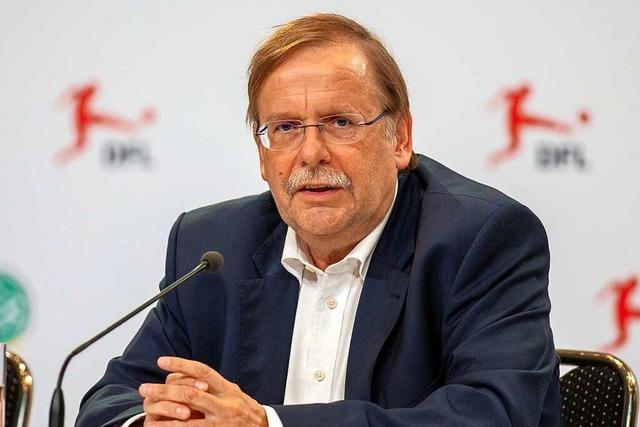 DFB-Vize Koch: Habe Keller-Entschuldigung entgegengenommen